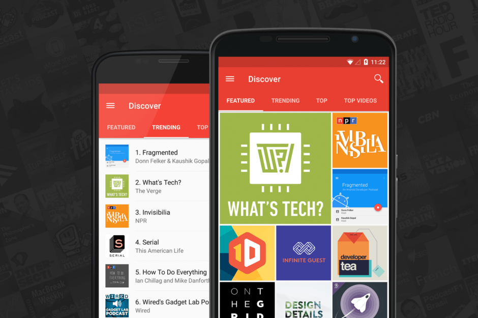 Pocket Casts Android App- One of the Best Podcast Apps for Android