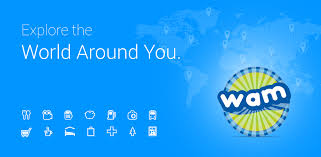 Discover the World with  the World Around Me (WAM)