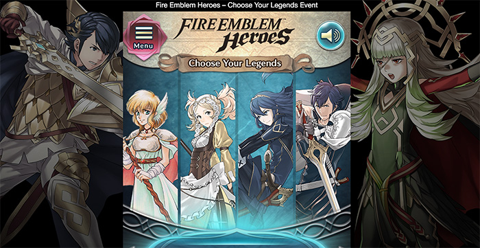 Fire Emblem is Making its Name in Mobile Game