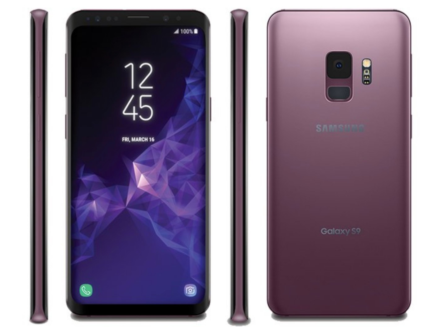 Samsung Galaxy S9 and S9+ to be announced this February 2018