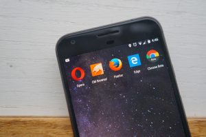 Best Android Web Browsers that can match Chrome