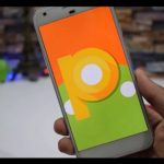 First look at the new 'Android P'