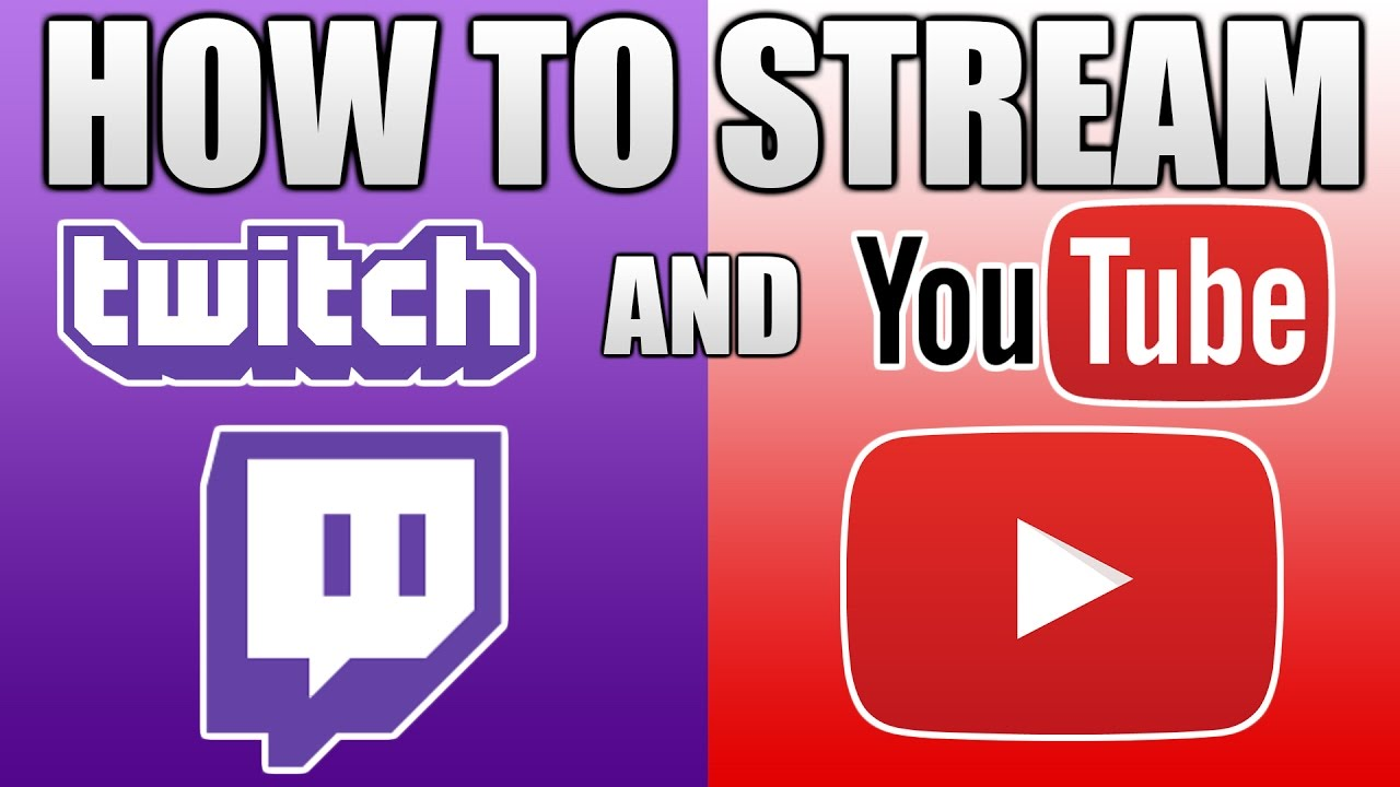 Guide to Streaming Android on YouTube and Twitch