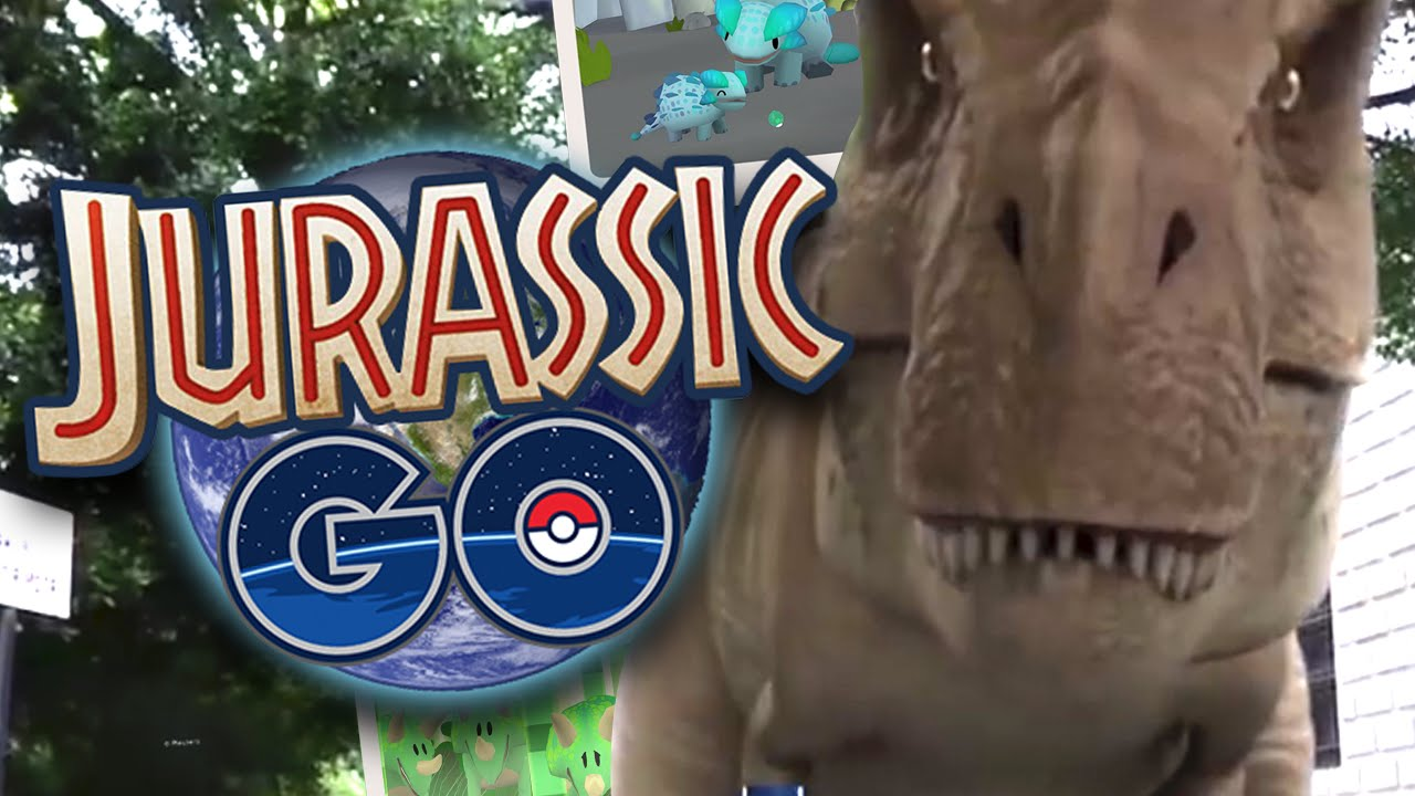 Pokemon GO Turns Jurassic!