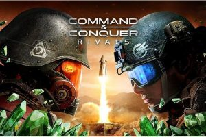 "Classic Strategy Game ""Command and Conquer: Rivals"" now on Android"