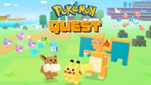 Tired of Pokemon GO? Here's Pokemon Quest!