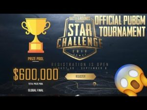 PUBG Mobile is hosting another global tournament with $600,000 prize pool