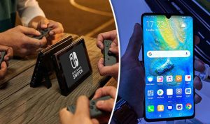 Huawei pits Mate 20 X against Nintendo Switch – a ridiculous attempt to penetrate the gaming market