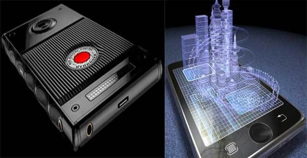 Red Hydrogen One phone: Holographic screen or just 3D?