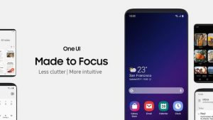 Samsung Developer Conference: New UI, Bixby access, and foldable phone Android support
