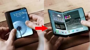 Samsung's foldable phone may arrive on March 2019 at a very high price