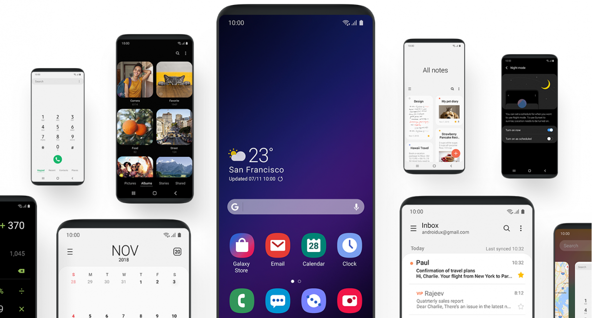 Pros and Cons of Samsung One UI for Android Pie