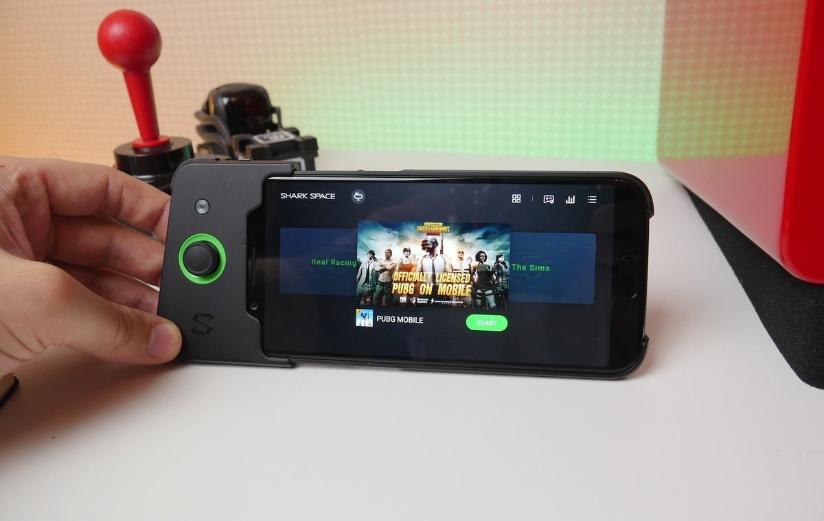 Xiaomi Black Shark 2: Heavy but speedy mobile gaming phone
