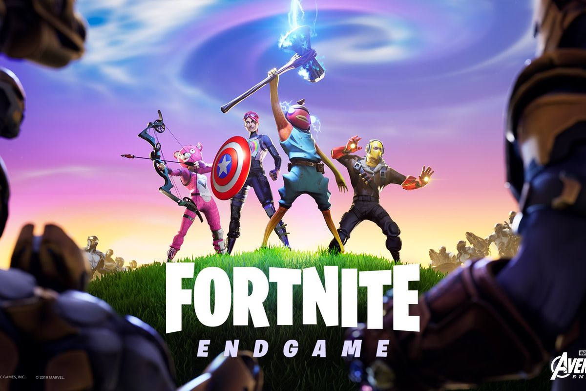Everything about Fortnite x Avengers: Endgame crossover and Item Shop update
