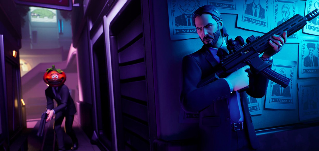 Fortnite 9.01 patch – Here's what's new and what's John Wick