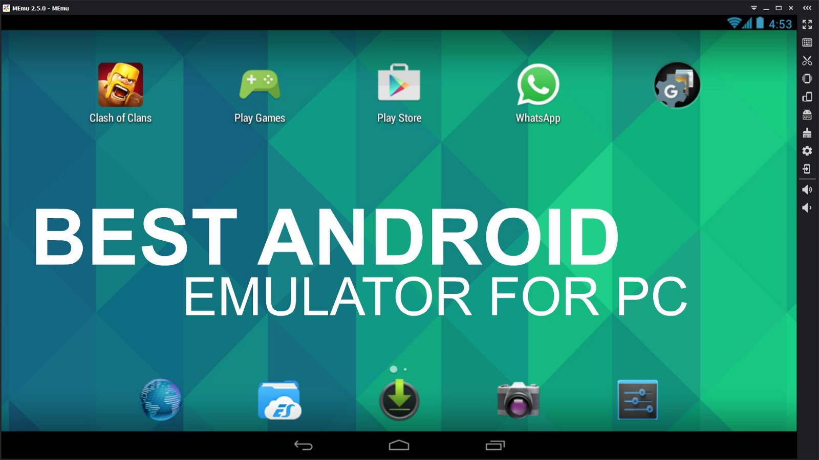 5 Best Android Emulators for PC and Mac | One Click Root