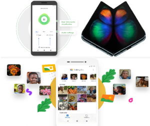 Android Today: Google's Sound Amplifier app, Gallery Go, and Samsung Galaxy Fold