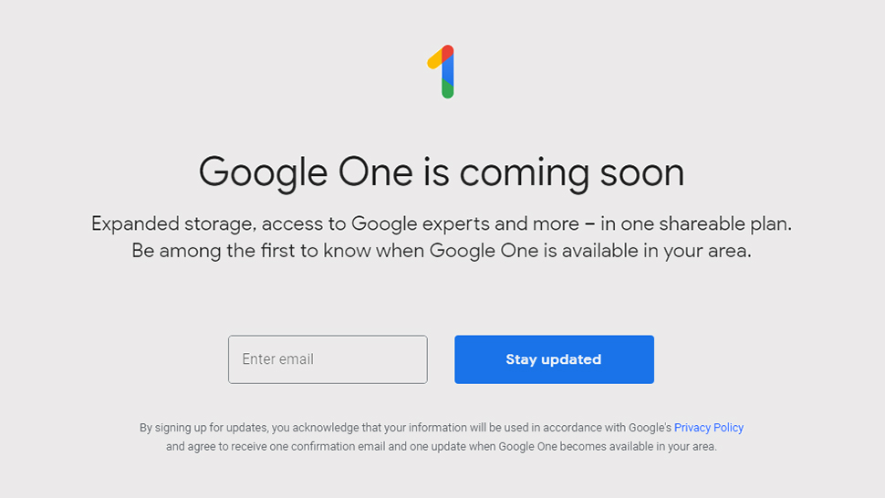 Google One is your new cloud storage needs under one banner – here's everything you need to know