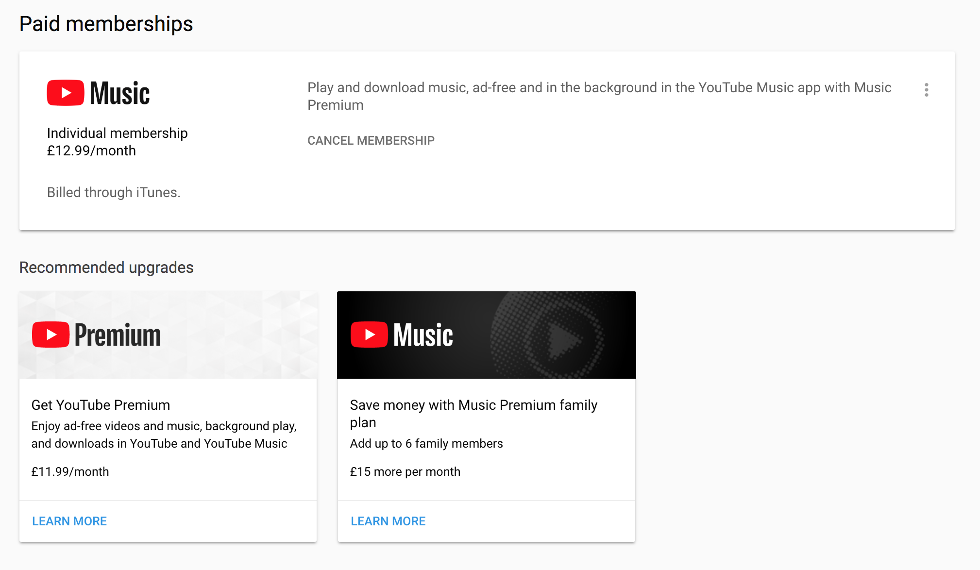 Confused? Here's the difference between YouTube Premium and YouTube Music Premium
