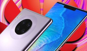 Huawei Mate 30 Series – we already know it's fast, now we know what it looks like
