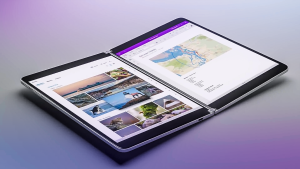 Microsoft's Surface Duo phone may be the safest foldable phone option for now
